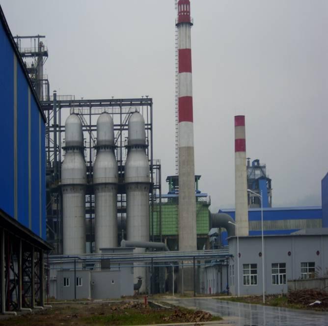 汉德阀门产品在新疆钢铁厂的应用