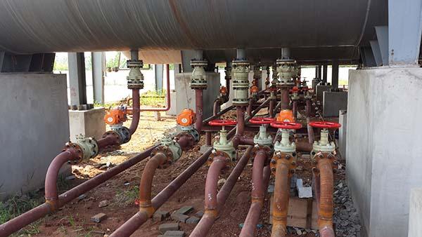 汉琛液化石油气站项目