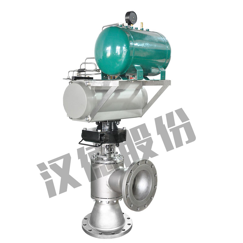 灰水黑水调节阀HD9P98H-CL900PL-300